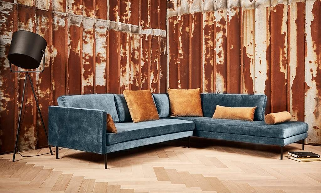 More or less cushions in the Riposo sofa, get the amount you prefer in the colour you like - SAXO Living